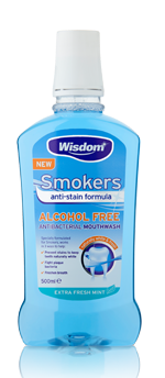 Smokers Mouthwash 500ml
