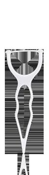 Clean Between Easy Slide Flossers – Y Shape