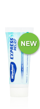Express Relief Sensitive 75ml