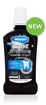 Active Whitening Charcoal 500ml