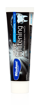 Active Whitening Charcoal 100ml