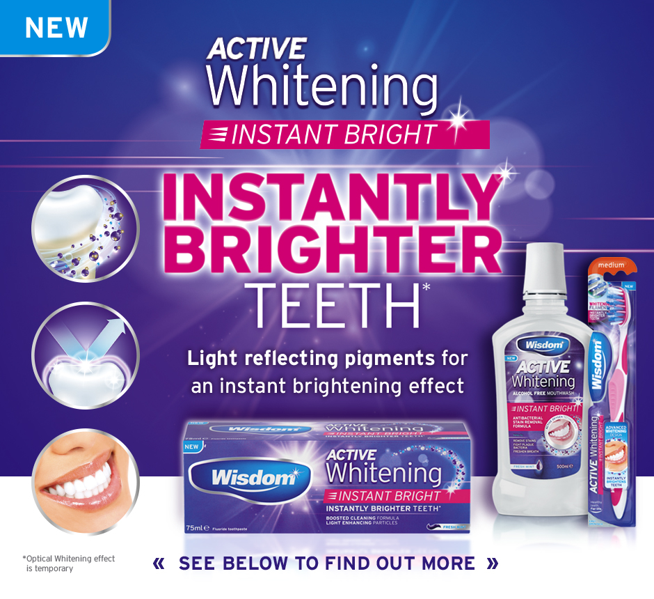 Active Whitening Instant Bright