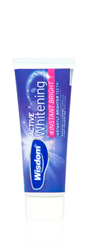 Active Whitening Instant Bright 75ml